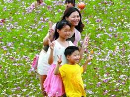 五一假期首日 五区景点各出奇招吸引游客