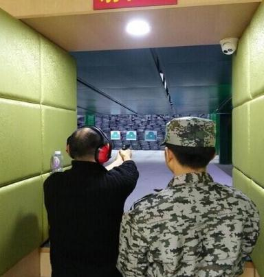 广东有什么好玩的地方?罗浮山真枪实弹射击俱乐部