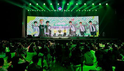 十二星宿风之少年发布会正式出道 或参演《青春修炼手册》