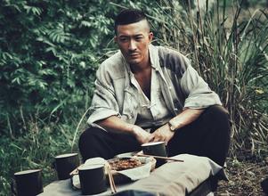 大型特战剧《逆战》探班  战争戏王子小张铎演绎中国版《越狱》