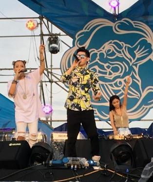 张惠春王绎龙金门海岛节再组合 开创电音新曲风