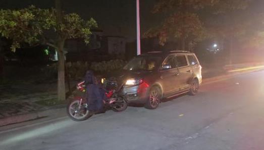 中山:男子路边小便被撞身亡 司机不仅醉驾竟然还有多次犯罪前科