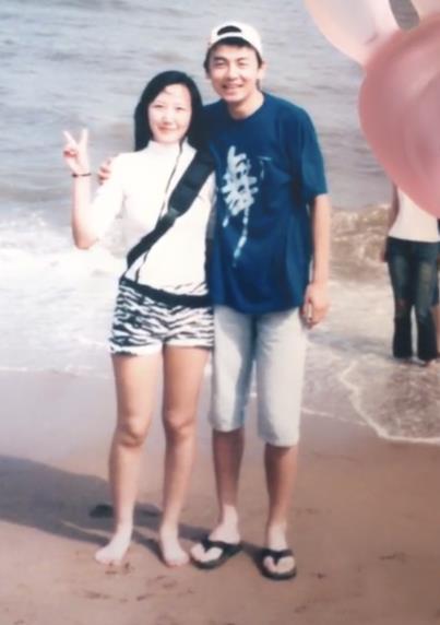 雷佳音16岁旧照高高帅帅 网友调侃头没现在大啊