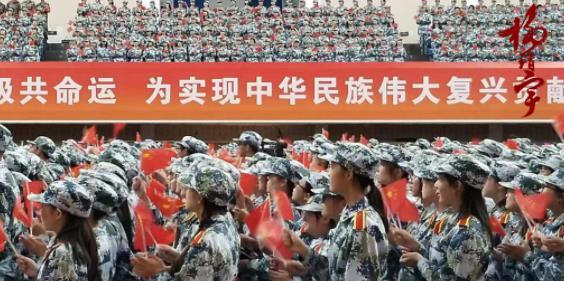 电影《杨靖宇》南师大火热点映 开学第一课传承英雄精神