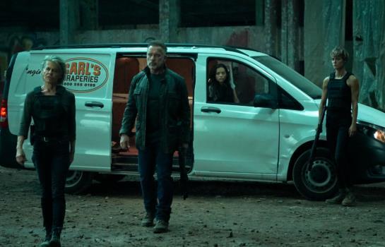 瑞思拜!《终结者:黑暗命运》打造施瓦辛格银幕生涯新传奇