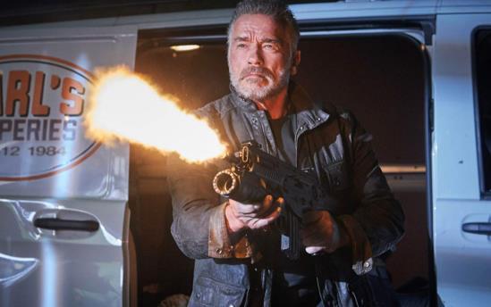 卡梅隆解读幕后《终结者:黑暗命运》就是让施瓦辛格告别最好的时候