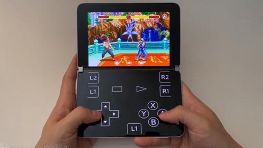 微软Surface Duo如何变身掌机:流畅运行多款经典游戏